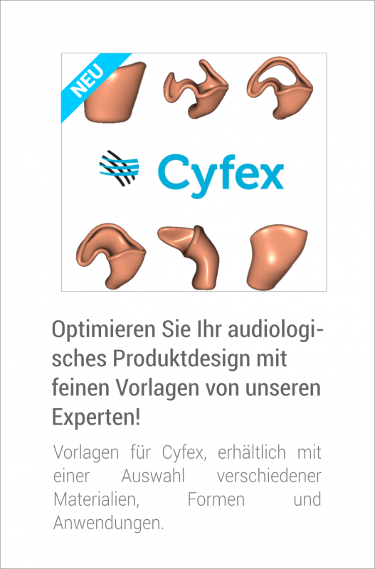 Vorlagen für Cyfex